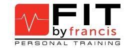Fit By Francis logo
